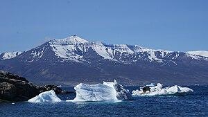Nuussuaq Peninsula - Image: Nuussuaq peninsula qilertiinguit kangilequtaa