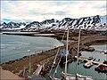 Ny-Ålesund - 78° 55' N - 13 luglio - ore 15,30 - 13° C - panoramio.jpg