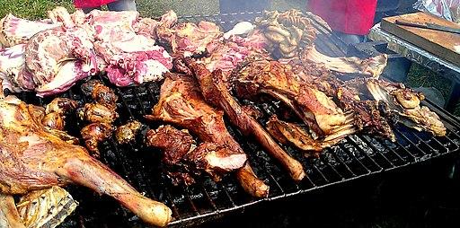 Nyama Choma (BBQ the Kenyan way)