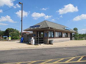 O'Hare Transfer station - Image: O'Hare Transfer Metra Station