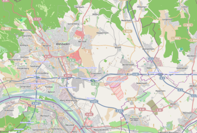 TemplateLocation map Wiesbaden Wikipedia
