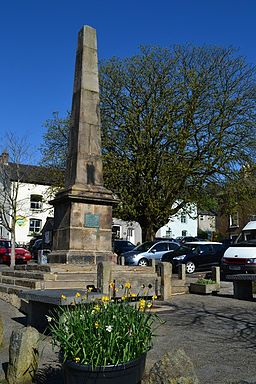 Obelisk in the square at Broughton in Furness (geograph 4440303).jpg