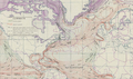 Ocean currents 1943 Gulf Stream.png
