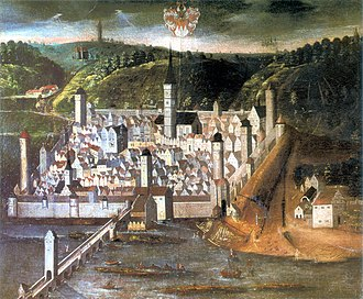 Ochsenfurt - Painting of Ochsenfurt - 1623