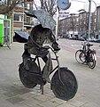 Ode aan de Fiets Frans Kokshoorn The Hague Vondelstraat.jpg