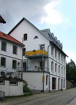 Ältestes Wohnhaus der Stadt