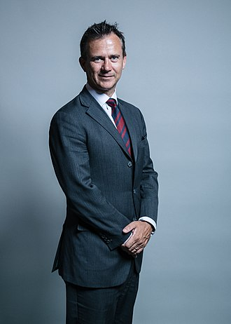 Minister of State for the Armed Forces - Image: Official portrait of Mark Lancaster