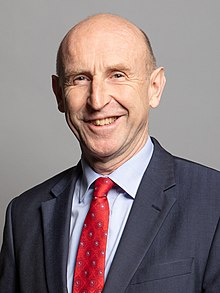 Official portrait of Rt Hon John Healey MP crop 2.jpg
