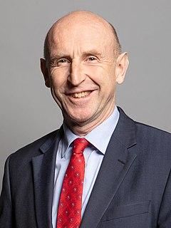 John Healey (politician) British Labour politician