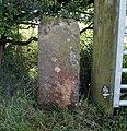 Old Lainshaw Milestone, Strathannick, East Ayrshire.jpg