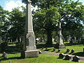 Old North Cemetery, Concord, New Hampshire, July, 2014 - 3.JPG