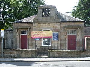 Morningside, Edinburgh - Old School House, Morningside Road