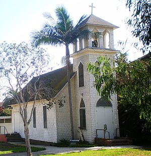 Old St. Peter's Episcopal Church - Old St. Peter's