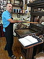 Old time paper production and printing 015.JPG