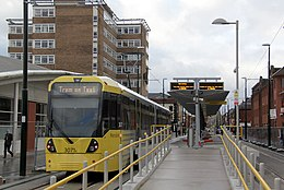 Oldham Central Metrolink station-Geograph-3808779.jpg