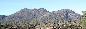 O'Leary Peak - Image: Olearypeak 1