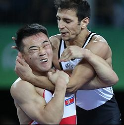 Olympic Freestyle Wrestling in Rio2016 - 59kg 1.jpg