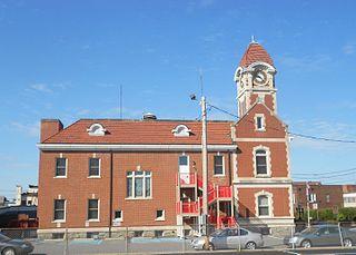 Olyphant, Pennsylvania Borough in Pennsylvania, United States