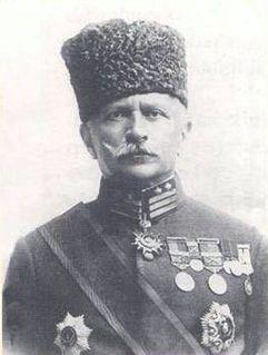 Fakhri Pasha Turkish general and diplomat. Desert Tiger