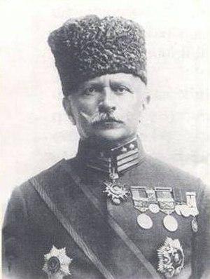 Siege of Medina - Fahreddin Pasha