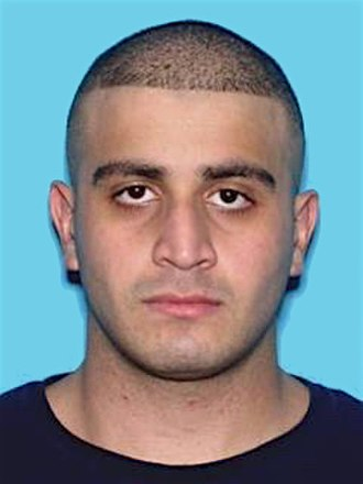 Orlando nightclub shooting - Driver's license photo of Mateen
