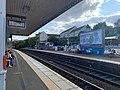 On platform of Inverkeithing railway station 02.jpg