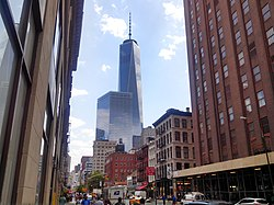 One World Trade Center, Lower Manhattan NY.jpg