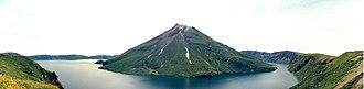 Onekotan - Image: Onekotan Kurile Islands