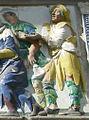 Opere di misericordia 06, santi buglioni, Dar da mangiare agli affamati, dett 03.jpg