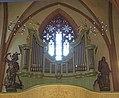 Orgelempore Deutschordenskirche Frankfurt a.M.@20170820.jpg