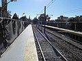 Orient Heights temporary platforms Sept 2012.JPG