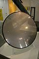 Original 40-foot telescope mirror, Science Museum, London.jpg