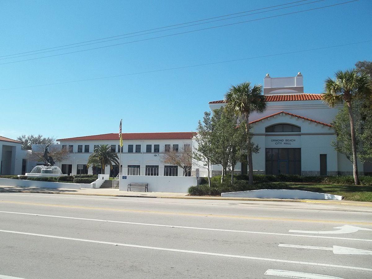 City Of Ormond Beach City Hall