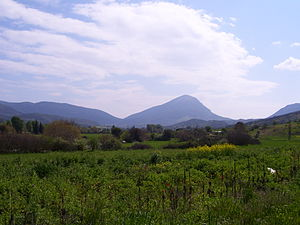 Troezen - Ortholithi Mountain