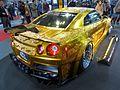 Osaka Auto Messe 2016 (95) - Kuhl JAPAN Project R35GT-R Gold Metal Paint.jpg