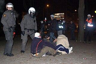 2008–2009 Oslo riots