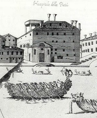 Ospedale della Pietà - Ospedale della Pietà.