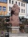 Osterbrunnen auf dem Markt in Reichenbach im Vogtland 2019 (3).JPG