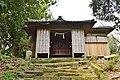 Otsuka-jinja (Higashikushira), haiden.jpg