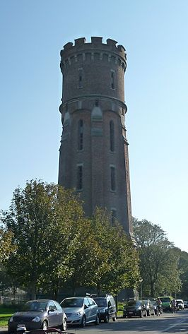 Watertoren (Oostende Mercatorlaan) - Wikipedia