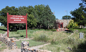 Overland Trail - The Overland Trail Museum in Sterling, Colorado