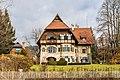 Pörtschach Hauptstraße 106 Villa Edelweiss und 108 Und-Häuschen 12112017 1926.jpg