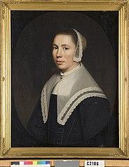 Petronella de Veth (d.1684), wife of Barthout Regenboog