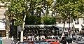 P1090049 France, Paris, le café de Flore sur le boulevard Saint-Germain; Guillaume Apollinaire y avait ses habitudes (5629723062).jpg