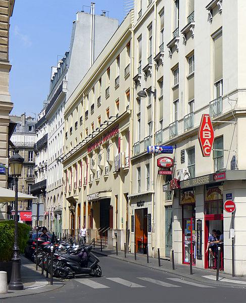 Fichier:P1190898 Paris II rue de la Michodière rwk.jpg