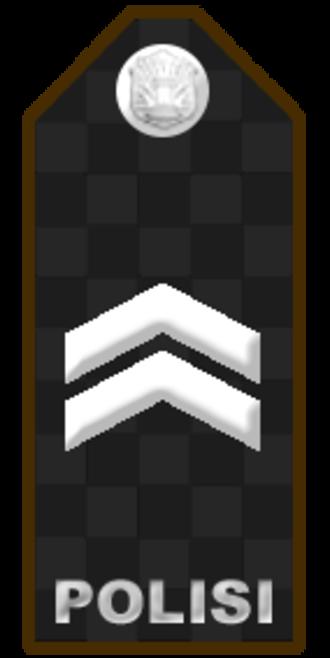 Brigadier - Image: PDU BRIPTU KOM