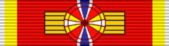 Jaime Sin - Image: PHL Order of Sikatuna Grand Cross BAR