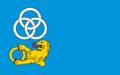 POL gmina Trzeszczany flag.png