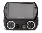 Piano Black PSPGo