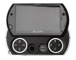 PlayStation Portable Go